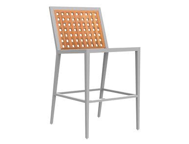 Итальянский барный стул HATCH фабрики JANUS ET CIE