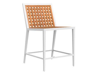 Итальянский барный стул HATCH COUNTER фабрики JANUS ET CIE