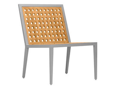 Итальянский стул HATCH фабрики JANUS ET CIE
