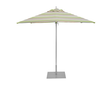 Итальянский квадратный зонт JANUS 250 фабрики JANUS ET CIE