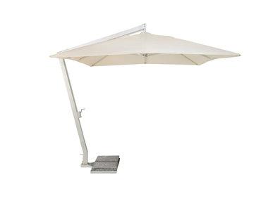 Итальянский прямоугольный зонт JANUS CANTILEVER 400 фабрики JANUS ET CIE