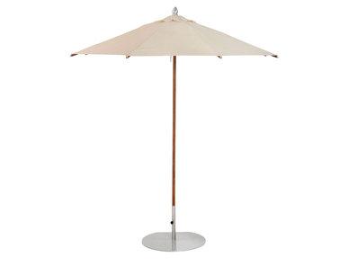 Итальянский круглый зонт JANUS TEAK 250 фабрики JANUS ET CIE