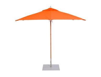 Итальянский квадратный зонт JANUS TEAK 250 фабрики JANUS ET CIE