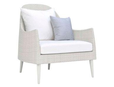 Итальянское кресло KATACHI LOW LOUNGE фабрики JANUS ET CIE