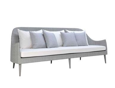 Итальянский 3-х местный диван KATACHI фабрики JANUS ET CIE