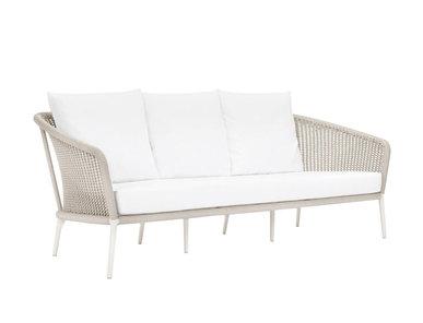 Итальянский 3-х местный диван KNOT фабрики JANUS ET CIE