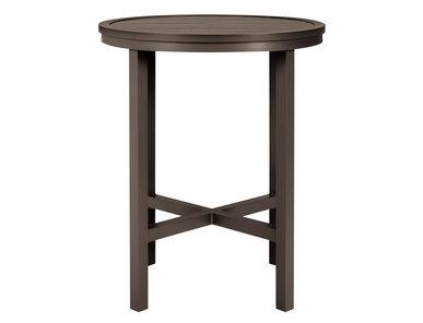 Итальянский круглый столик KOKO II 90 фабрики JANUS ET CIE
