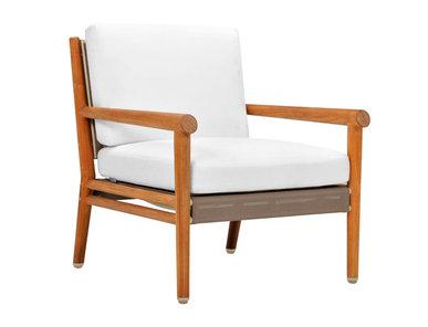 Итальянское кресло KONOS фабрики JANUS ET CIE