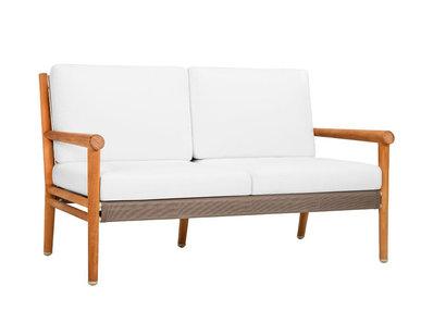 Итальянский 2-х местный диван KONOS фабрики JANUS ET CIE