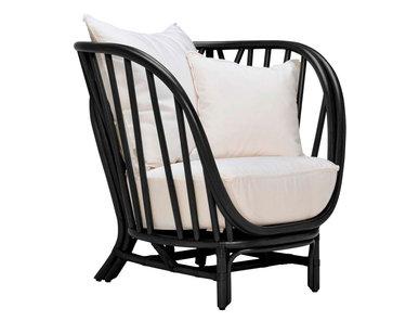 Итальянское кресло KYOTO PETITE фабрики JANUS ET CIE