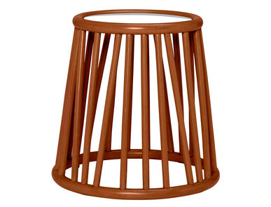 Итальянский круглый столик KYOTO 46 фабрики JANUS ET CIE