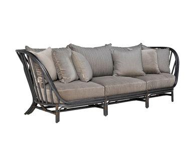 Итальянский 3-х местный диван KYOTO фабрики JANUS ET CIE