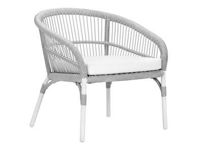 Итальянский стул с подлокотниками NEXUS LOUNGE фабрики JANUS ET CIE