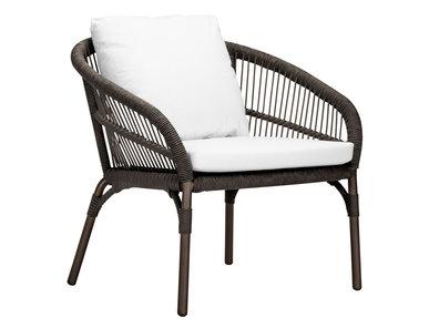 Итальянский стул с подлокотниками NEXUS LOUNGE XL фабрики JANUS ET CIE