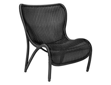 Итальянское кресло NISHIKI LOUNGE фабрики JANUS ET CIE