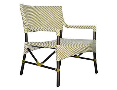 Итальянский стул с подлокотниками PANINI фабрики JANUS ET CIE