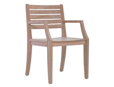 Итальянский стул с подлокотниками RELAIS фабрики JANUS ET CIE