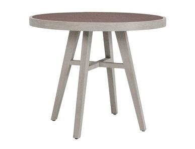 Итальянский круглый стол ROCK 90 фабрики JANUS ET CIE
