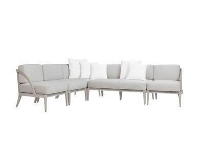 Итальянский модульный диван ROCK фабрики JANUS ET CIE