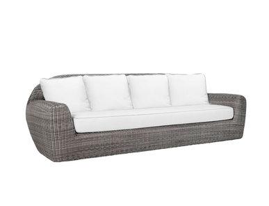 Итальянский 3-х местный диван RUSH фабрики JANUS ET CIE