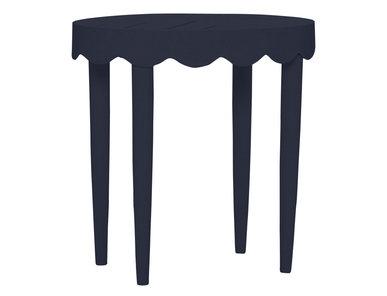Итальянский овальный столик RUSH 57 фабрики JANUS ET CIE