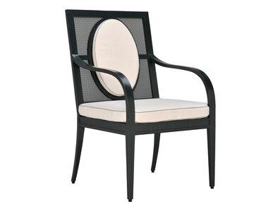 Итальянский стул с подлокотниками SAVANNAH фабрики JANUS ET CIE