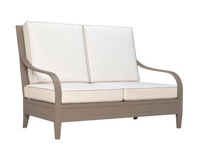 Итальянский 2-х местный диван SAVANNAH фабрики JANUS ET CIE