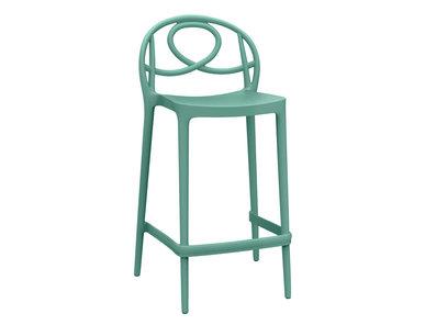 Итальянский барный стул SKETCH COUNTER фабрики JANUS ET CIE