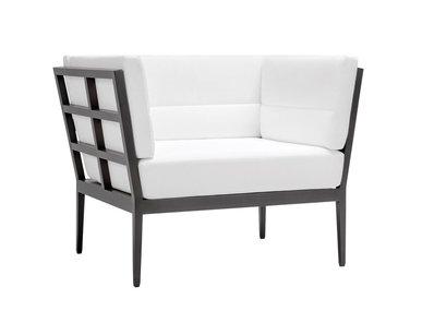 Итальянское кресло SLANT фабрики JANUS ET CIE