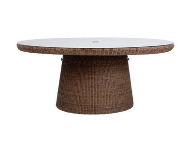 Итальянский круглый стол STRADA 181 фабрики JANUS ET CIE