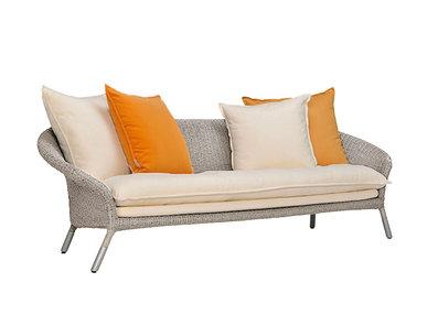Итальянский 3-х местный диван STRADA фабрики JANUS ET CIE