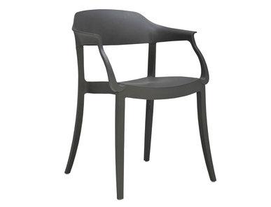 Итальянский стул с подлокотниками STRAUSS фабрики JANUS ET CIE