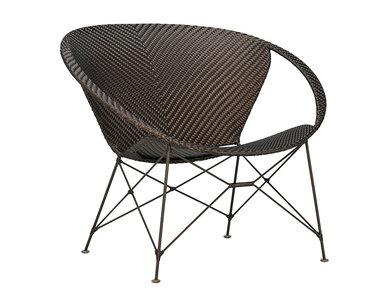 Итальянское кресло SUKI фабрики JANUS ET CIE