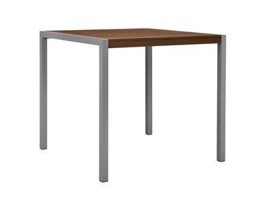 Итальянский квадратный стол TATE 117 фабрики JANUS ET CIE