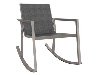Итальянская кресло-уачалка TRIG фабрики JANUS ET CIE