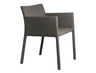 Итальянский стул с подлокотниками VITALI фабрики JANUS ET CIE