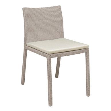 Итальянский стул VITALI фабрики JANUS ET CIE