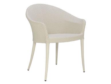 Итальянский стул с подлокотниками WING фабрики JANUS ET CIE