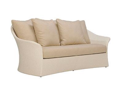 Итальянский 2-х местный диван WING  фабрики JANUS ET CIE