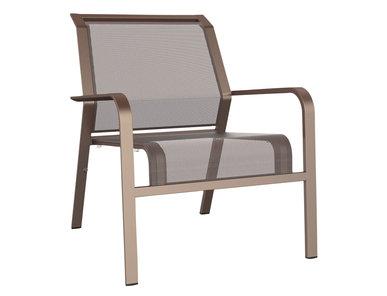 Итальянское кресло ZEPHYR фабрики JANUS ET CIE