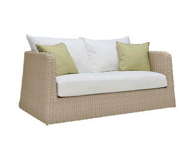 Итальянский 2-х местный диван ZEYA фабрики JANUS ET CIE