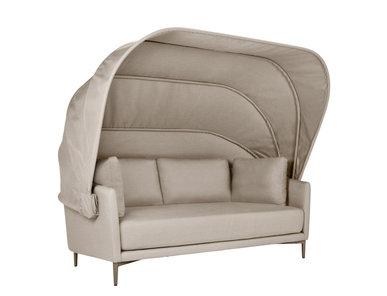 Итальянский диван-кровать ZUMBA фабрики JANUS ET CIE