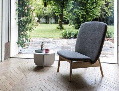 Итальянское кресло ALA HIGH фабрики LA CIVIDINA