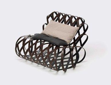 Итальянское кресло ARIA фабрики LA CIVIDINA