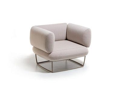 Итальянское кресло BERNARD фабрики LA CIVIDINA