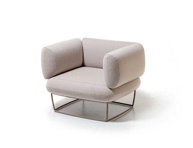 Итальянское кресло BERNARD SMALL фабрики LA CIVIDINA