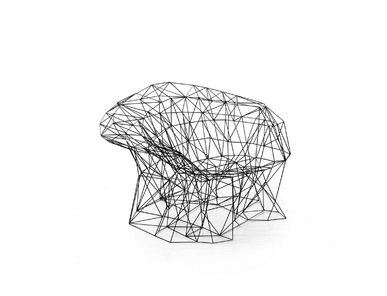 Итальянское кресло FILINEA фабрики LA CIVIDINA