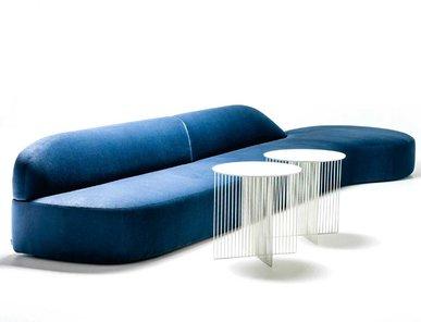 Итальянский модульный диван GUEST фабрики LA CIVIDINA