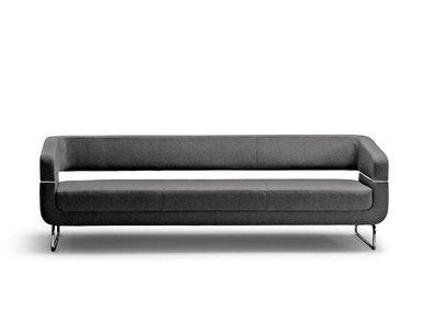 Итальянский 3-х местный диван MATRIX фабрики LA CIVIDINA