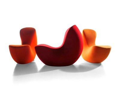 Итальянское кресло NAUTILE фабрики LA CIVIDINA